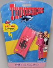 THUNDERBIRDS : FAB 1 SOUNDTECH CARDED MODEL MADE BY VIVID IMAGINATIONS 1999 (XP)