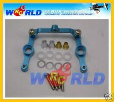ALLOY STEERING ASSEMBLY BLUE FOR TAMIYA TT01 TT-01