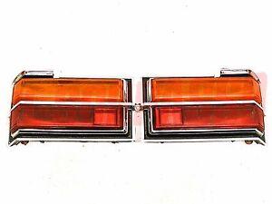 Lights Rear Fiat 130 Sedan Original Stars