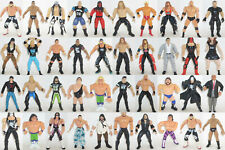 WWE / WCW Wrestling Action Figures - YOUR CHOICE - Hulk Hogan STING Rock WWF