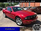 2009 Ford Mustang 2dr Cpe 2009 Ford Mustang 2dr Cpe 105605 Miles Red Coupe 4.0L SOHC V6 engine Automatic