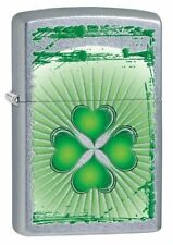 🌟🌟GENUINE VINTAGE ZIPPO 28659 CLOVER EXCLUSIVE LIGHTER MADE IN USA