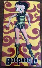 """Betty Boop Sticker 3""""x5.5"""""""