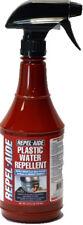 SUPER MET-AL REPEL-AIDE SIX (6) Plastic Water Repellent 24oz Spray Bottle