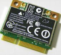 New OEM HP SPS P/N 690019-001 Atheros QCWB335 802.11n Wireless BT 4.0 PCIe Half