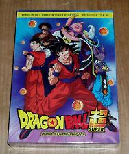 Dragon Ball Super Box 7 the Saga of Tournament Power 3 DVD New (No Open) R2