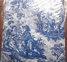 Blue Toile Gift Wrap Tissue Paper, French Design, 240 Sheets Wholesale Lot