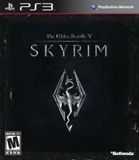 The Elder Scrolls V: Skyrim - Playstation 3 Game