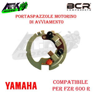 Portaspazzole Motorino Avviamento per Moto Yamaha FZR 600 R 1994-1995