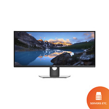 "DELL ULTRASHARP 4K LED 34"" CURVED USC-C MONITOR 3440 x 1440 RESOLUTION - U3419W"