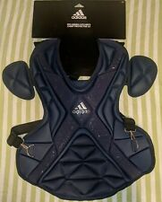 Adidas Pro Series 2.0 Catchers Chest Protector 17� S99090 Navy Blue ~ Nwt