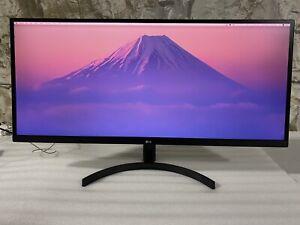 "LG - 34WL500-B 34"" IPS LED UltraWide FHD FreeSync Monitor with HDR - Black"