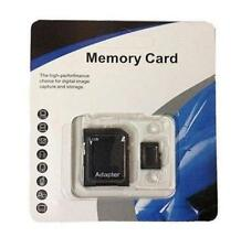 128GB microSD SDXC Flash TF Memory Card Class 10 Micro SD FREE Adapter Retail A+