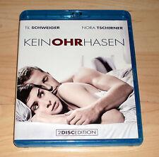 Blu Ray - Keinohrhasen - Til Schweiger - Nora Tschirner - 2 Disc Edition Blueray