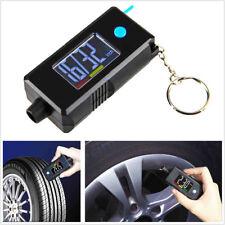 2in1 Car Tyre Pressure Gauge & Tread Depth Gauge Digital Tire Gauge w/ Key Chain