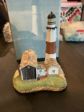 Harbour Lights Collectors Lighthouse Montauk Point, Ny Hl143 #1644