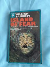 Island Of Fear by William Sambrot 1966