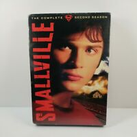 Smallville Season 2 The Complete Second Season DVD Brand New Sealed