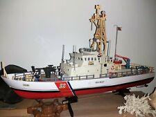 RC Patrouillenboot COAST GUARD SEA WULF 73cm Länge-2 Motoren NEU+OVP