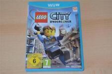 Jeux vidéo manuels inclus pour Nintendo Wii U PAL
