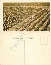 Prima guerra mondiale - Allenamento della fanteria americana negli accampamenti
