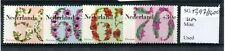 Netherlands 1982 Cultural Welfare set Sg1397/1400 Mnh