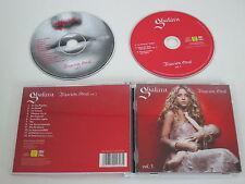 SHAKIRA/FIJACION ORAL VOL. 1(EPIC EPC 520162 3) CD+DVD ALBUM