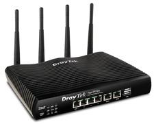 DrayTek Vigor 2926AC Dual-Ethernet Router Firewall w/ VPN & 3G/4G