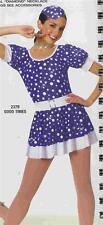 Tap Dance Costume Artstone Blue Jazz Dress Good Times
