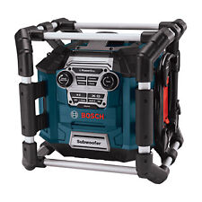 Bosch Radio Baustellenradio GML 20 Professional mit 360° Sound | USB | SD | AUX