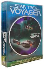 Star Trek Voyager 6- The Complete Sixth Season New DVD