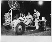 NATIONAL AERONAUTICS & SPACE ADMINISTRATION-NASA~L.E.M. with APOLLO CREW