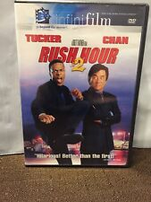 Rush Hour 2 / Action Comedy Pre-owned