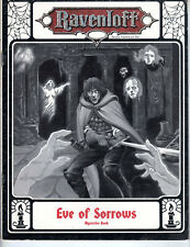 Ravenloft - Eve of Sorrows Book Only From Castles Forlorn Set AD&D 2nd Ed