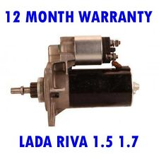 LADA RIVA 1.5 1.7 1994 1995 1996 1997 1998 1999 2000 - 2015 RMFD STARTER MOTOR