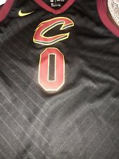 CLEVELAND CAVALIERS KEVIN LOVE Jersey By NIKE DRI-FIT YOUTH LARGE SWINGMAN