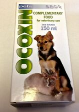 Ocoxin 150ml nutritional supplement for dogs & cats with cancer, post surgery