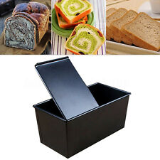 Nonstick Rectangle Bread Loaf  Baking Pan Pastry Cake Tin BoxBakeware Kitchen AU
