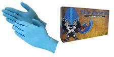 ShuBee® Blue Barbarian Gloves, Large