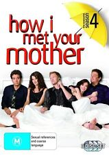 How I Met Your Mother : Season 4 ...REG 4...NEW & SEALED
