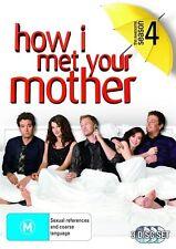 How I Met Your Mother: S4 Season 4 DVD R4
