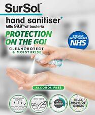 Sursol Hand Sanitiser / Sanitizer - Alcohol Free - 250ml