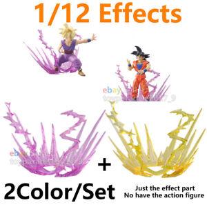 Tamashii Energy Aura For 1/12 Figma Action Figure Saint Seiya Dragon Ball Set