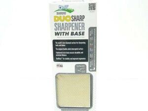 "DMT W250EF-WB 10"" Extra Fine & Fine Duosharp Knife Sharpener Bench Stone Base"