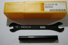Sandvik Carbide Tool Holder Adaptor - E12-A12-SS-100