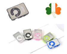 Mp3 Player Music Mini Clip with Micro SD TF Card Slot USB Digital Gym Running