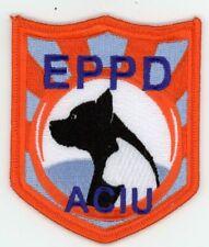 TEXAS TX EL PASO POLICE ACIU NEW PATCH SHERIFF