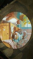 The Hamilton collection Table Maners from country kittens 1988
