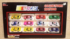 1991 Racing Champions 1:64 NASCAR 12 Car Collectors Edition Karen Schulz ay