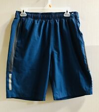 msx by michael strahan Mens Blue & Grey Board Shorts Size M